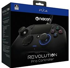 Nacon PS4 PlayStation 4 Revolution Pro Controller NEW SEALED FAST DISPATCH