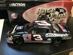 1/24 Dale Earnhardt #3 GOODWRENCH 1991 championship Lumina color chrome1 of 2500
