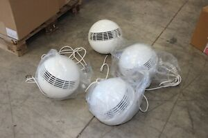 'NEXT TWO' 2.5 - 20w Sphere Ceiling Spreakers (DC_22V)