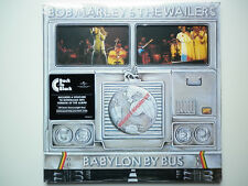Bob Marley double 33Tours vinyle Babylon By Bus