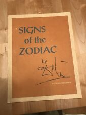 Signs Of The Zodiac By Salvador Dali