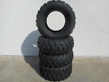 Complete Set of ATV Take-Off Stock Tires - 24x8x12 / 24x10x12