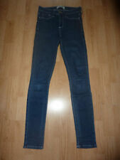 River Island Indigo, Dark wash Cotton Petite Jeans for Women