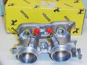 Ferrari 355 Engine Throttle Body Intake Manifold_162500_NEW_OEM_Weber_Left Side