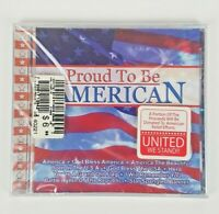 DJ's Choice: Proud to Be American by Hit Crew (CD, 2001, Turn Up the Music) NEW