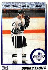 1991-92 British Columbia Junior Hockey League #115 Chad Vestergaard