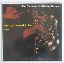 1967 Promo Still Sealed Cannonball Adderley Why Am I Treated So Bad! Mono T 2617