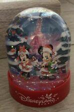 WATERBALL NOEL / Boule à Eau Christmas Disneyland Paris