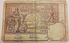 ===>> 20 Francs 1907 Brique  20 Frank 1905-1909 Serie RARE <<====