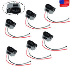 6pcs Ignition Coil Connector Harness Pigtail Wire For Jaguar Vanden Plas XJ8 XK8