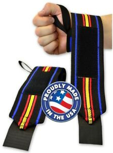 Titan THP Wrist Wraps (IPF Approved)