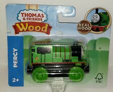Thomas & Friends Wooden Railway  Percy Green Fisher Price NEW in Package 2018