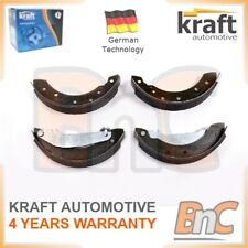 KRAFT REAR BRAKE SHOE SET VOLVO 440 K 445 460 L 464 KRAFT AUTOMOTIVE OEM 063584