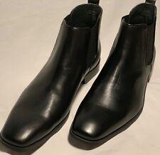 PRICE DROP! NEW in box CAVIN KLEIN Men's GARRISON DRESS ANKLE BOOTS  SIZE 11.5