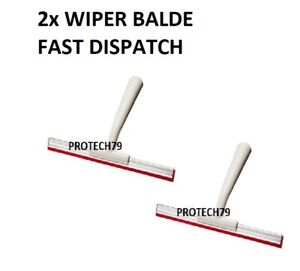 Deluxe Glass Shower/Car Window Cleaner Wiper blade Squeegee by IKEA LILLNAGGEN