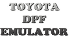 Toyota DPF Simulator, D4D, DCAT, Auris, Corolla, RAV4, Yaris, UC, 2.0, 2.2