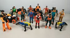 McDonald's Happy Meal Toys Action Man Bundle Lote Hasbro