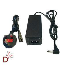 Para Hp Compaq Mini 2102 1000 pa-1400-18ha 110 210 Netbook Cargador + Cable De Red
