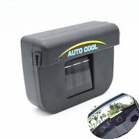 Solar Sun Power Car Cooler Cooling Fan Auto Car Window Exhaust Fan Air Vehicle