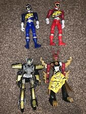 Power Rangers Dino Charge Action Figures