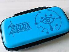 Nintendo Switch Deluxe Travel Case - The Legend of Zelda - Breath of the Wild