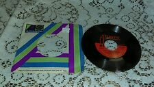 45 RPM Single--- ROBERTA FLACK: KILLING ME SOFTLY WITH HIS SONG & JUST LIKE A WO