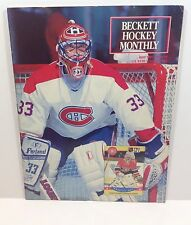 Beckett Hockey Monthly April 1991 issue #6