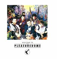 FRANKIE GOES TO HOLLYWOOD welcome to the pleasuredome (CD) EX/EX 4509-94745-2