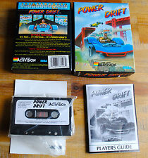 Jeu POWER DRIFT pour AMSTRAD CPC BIG BOX (Activision)