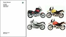 1993-2003 BMW R1100R R1100GS R1100RT R1100RS Service & Parts Manual on a CD