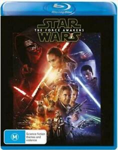 Star Wars The Force Awakens - 2 Disc Blu-Ray Set