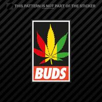 2-PACK WEED  420  MARIJUANA SMOKE  POT REEFER RAT ROD HOT ROD