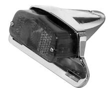 Emgo Lucas Style Taillight with Chrome Bracket 62-21510