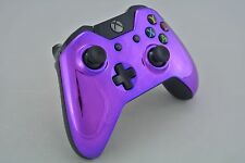 Microsoft Xbox One Wireless Controller Custom Chrome Purple