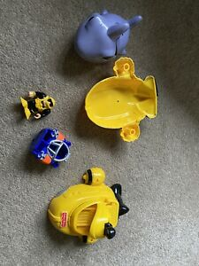 1996 Fisher-Price all in one deep sea Exploration 72893