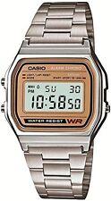 New!! CASIO Standard Mens Watch A-158WEA-9JF Rose Gold Japan Best Seller Model