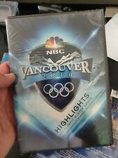 New listing 2010 Vancouver Winter Olympics Highlights (DVD, 2010)E2