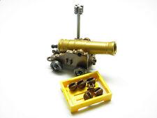Playmobil 3112 3285 3938 3940 Bateau Pirate - Canon Caisse Boulets AC1180
