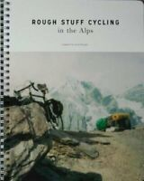 Rough Stuff Cycling in the Alps by Fred Wright 9780995488625   Brand New