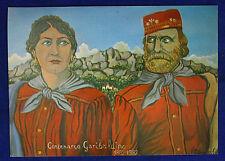 Cartolina Annullo Primo Giorno Giuseppe Garibaldi 16.2.1982 FG #20940