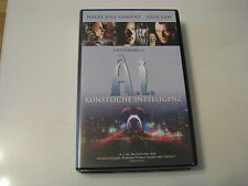 A.I. Künstliche Intelligenz Jude Law & Haley Joel Osment 140 min. VHS