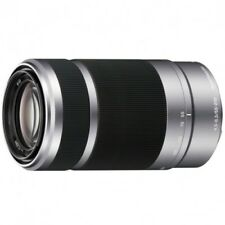 Sony SEL55210 E 55-210mm f/4.5-6.3 OOS Silver Lens for APS-C E-mount