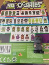 OOSHIES Ninja Turtles Series Two Foot Soldier Rare Ooshie Soft Pencil Toppers
