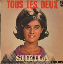 SHEILA FRENCH EP TOUS LES DEUX  + 3