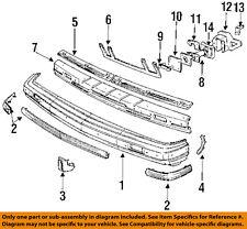 GM OEM Rear Bumper-Absorber Shim 10037784