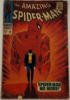 The AMAZING SPIDER-MAN #50 1st KINGPIN Complete SOLID LOW-MID GRADE - VERY NICE!