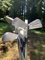 Wilson Staff Tour blade Golf Iron Set Irons LEFT LH