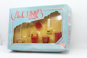 VTG Caroline's Home LUNDBY Sweden Dolls House Furniture Kitchen Cleaning BOXED!