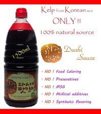 dashi , kombu, kelp soy sauce 100% natural source no chemical well-being food