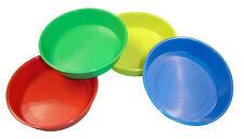 4 Bandejas Dip inmersión tazones de fuente de dedo para Pintura Pintar Agua Pegamento Craft granos 7015